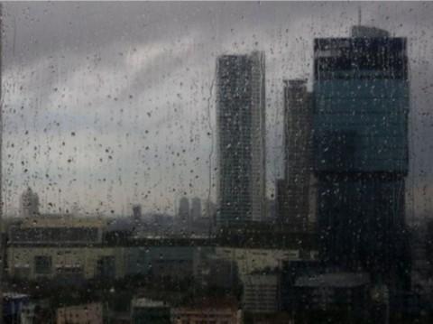 Hujan Guyur Jakarta Mulai Siang Hari