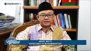 Muhammadiyah Nyatakan Netral di Pilpres