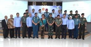 TNI dan KKP Bergandengan Tangan Amankan Laut Indonesia