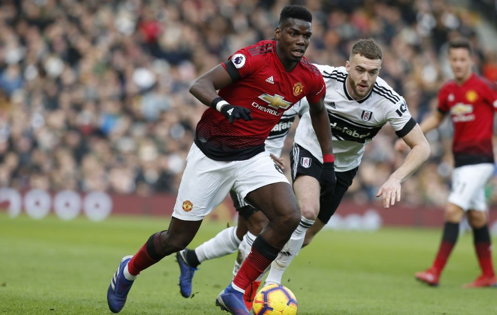 Paul Pogba (kiri) (Foto: AFP/Ian Kington)
