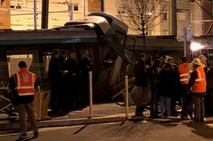 Tabrakan Dua Trem di Prancis Lukai 12 Orang