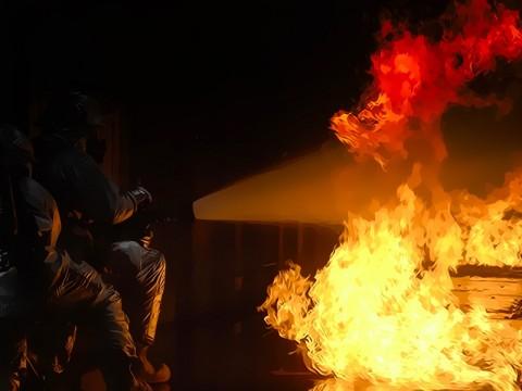 Kebakaran di Hotel India Tewaskan Sembilan orang