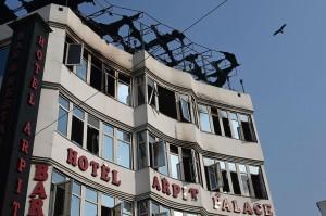 17 Orang Tewas Akibat Kebakaran Hotel di India
