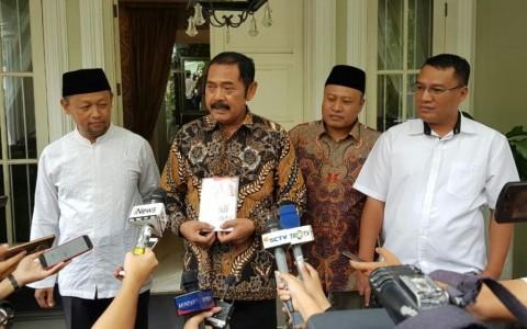 Jokowi-Ma'ruf Ditargetkan Raup 80% Suara di Solo