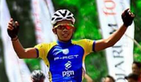 Jamalidin Rebut Juara Etape Empat Ronda Pilipinas