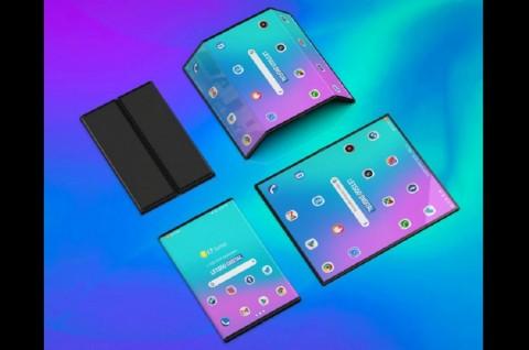 Penjelasan Xiaomi Soal Ponsel Lipat