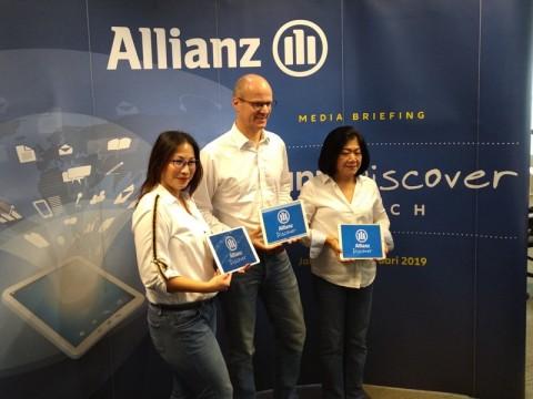 Allianz Rambah Teknologi Digital