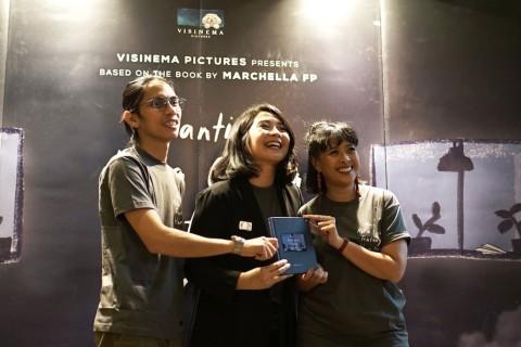 Buku NKCTHI akan Difilmkan oleh Sutradara Angga Dwimas Sasongko