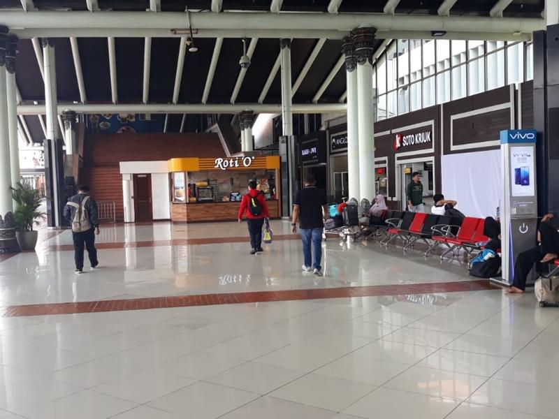Bandara Soekarno-Hatta, Tangerang, tengah memasuki masa low season atau masa sepi pengguna jasa. Medcom.id/Hendrik Simorangkir