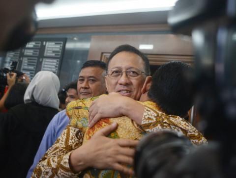Fahri Hamzah Sebut Irman Gusman Korban Konspirasi