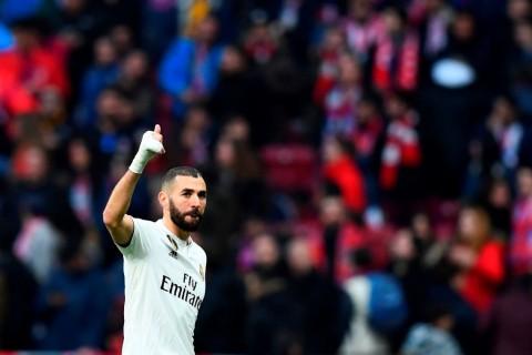 Real Madrid Tidak Beli Penyerang Baru karena Benzema