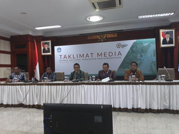 Direktur Jenderal PAUD dan Pendidikan Masyarakat Kemendikbud, Harris Iskandar, Medcom.id/Citra Larasati.