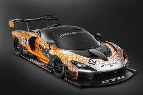 McLaren Senna GTR, Hanya untuk Lintasan Balap