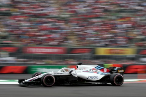 Musim 2019, Williams Gaet Sponsor Anyar