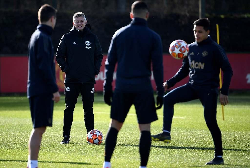 Manchester United (AFP/FRANCK FIFE)