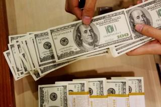 Dolar AS Suram