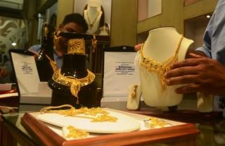 Harga Emas Dunia Kembali 'Bersinar'