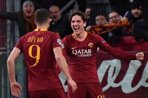 AS Roma Tundukkan FC Porto 2-1