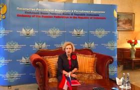 Rusia Tegaskan Dukung Hak Warga Venezuela
