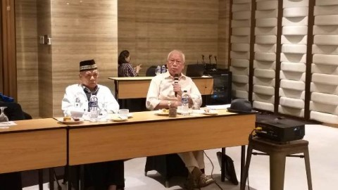Anggota DPD Rangkap Jabatan Dianggap Tak Etis