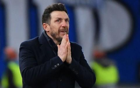 AS Roma Masih Dikritik Pelatih