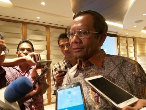 Mahfud MD Endus Muatan Politis Penundaan Penetapan Hakim MK