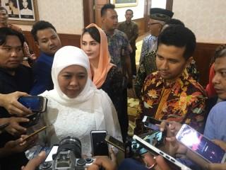Khofifah-Emil bakal Diarak Keliling Surabaya