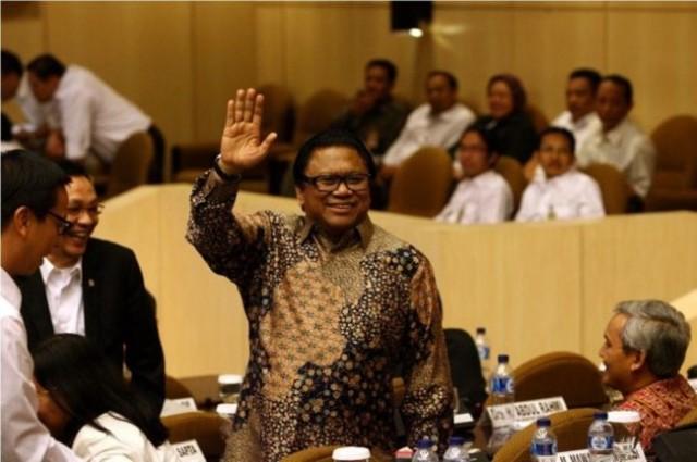 Oesman Sapta Odang. Foto: MI/Susanto.