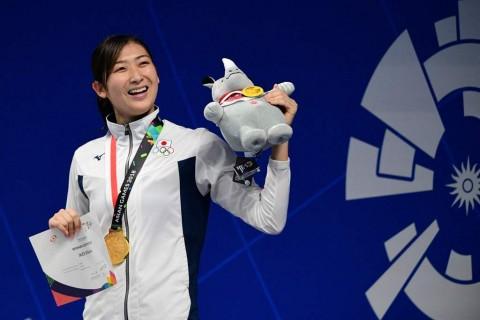 Atlet Jepang Peraih 6 Medali Emas Asian Games 2018  Didiagnosa Leukimia