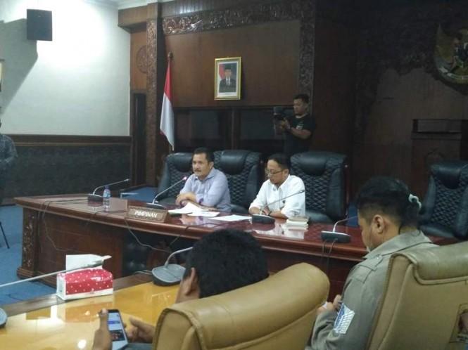 Ketua Komisi A (DPRD) DIY Eko Suwanto  di Yogyakarta, Rabu, 13 Desember 2019