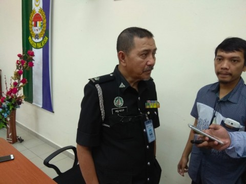 Ratusan WNI Overstayer Masih Ditahan di Detensi Malaysia