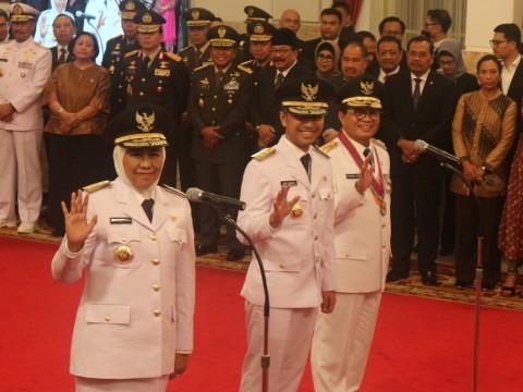 Jokowi Ingin Khofifah 'Tancap Gas'