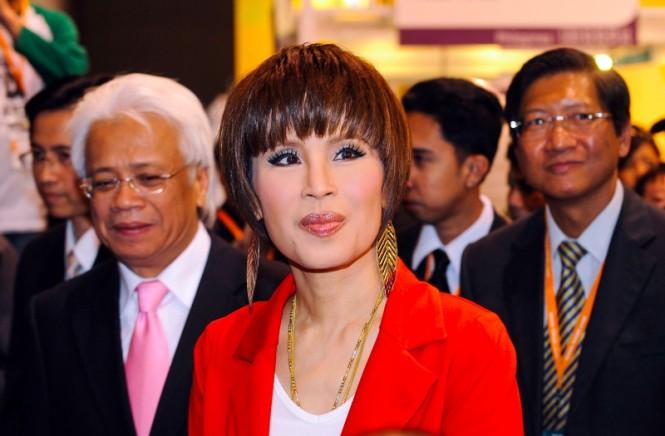 Putri Ubolratana didiskualifikasi oleh Komisi Pemilihan Umum Thailand. (Foto: AFP).