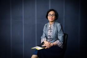Cara Sri Mulyani Menjaga Reputasi Indonesia