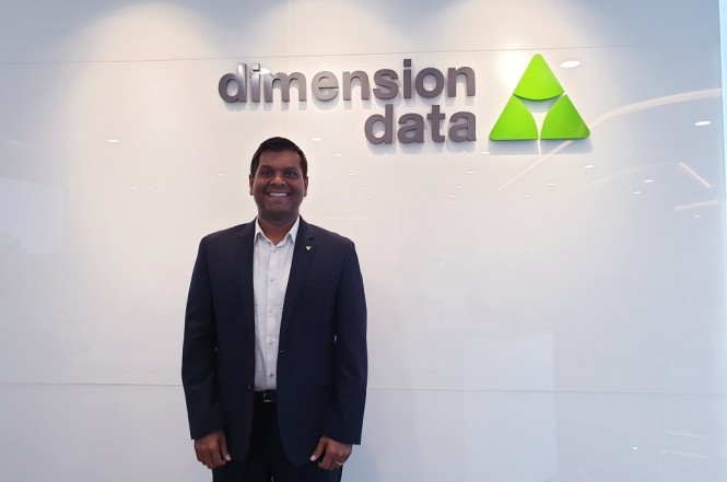 Solutions Director Customer Experience Dimension Data Pranay Anand.
