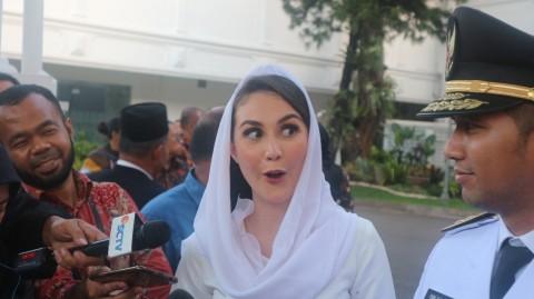 Pesan Ibu Negara ke Arumi Bachsin