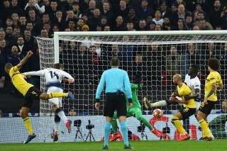 Tottenham Permak Borussia Dortmund