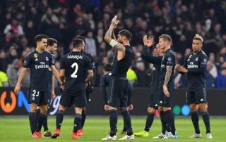 Hasil Lengkap Pertandingan Liga Champions Semalam