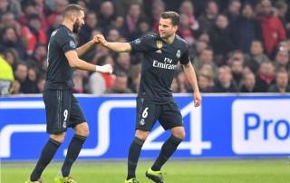 Fakta Menarik Usai Madrid Bungkam Ajax