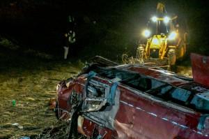 Kecelakaan Bus di Makedonia Utara Tewaskan 13 Orang