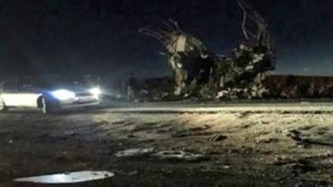 Bom Mobil Meledak, 27 Tentara Garda Revolusi Iran Tewas