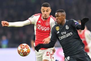 Madrid Tundukkan Ajax 2-1