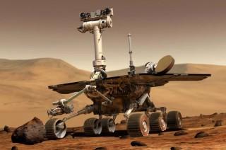 NASA Ucapkan Selamat Tinggal pada Opportunity