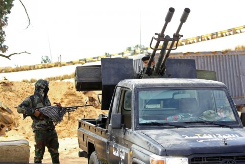 Kantung Kekuatan Al Qaeda di Libya Dihantam Serangan AS