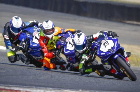 Cari Bibit Pembalap, Yamaha Bikin OMR Regional Eropa