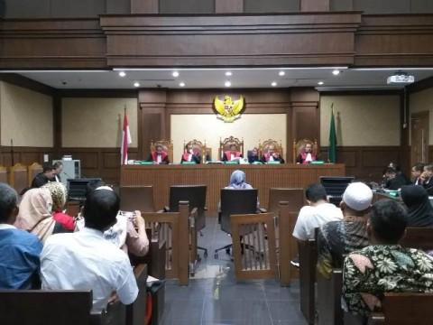 Eks Legislator Sumut Divonis Empat Tahun Penjara