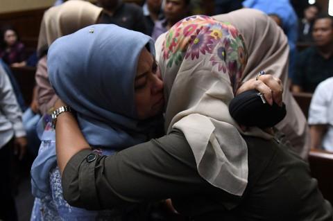 Anggota DPRD Sumut Tiaisah Ritonga Divonis 4 Tahun Penjara