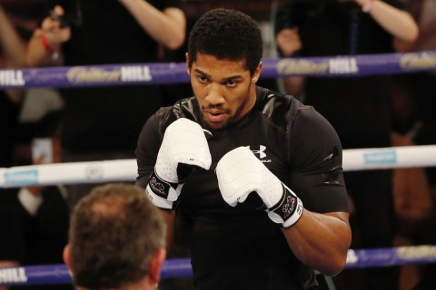 Anthony Joshua Ditantang Jarrell Miller di New York