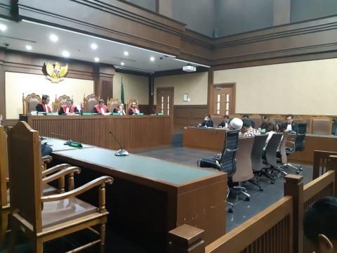 Empat Eks Anggota DPRD Sumut Divonis 4 Tahun Bui