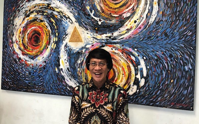 Psikolog Anak Seto Mulyadi alias Kak Seto, Medcom.id/Theofilus Ifan Sucipto.